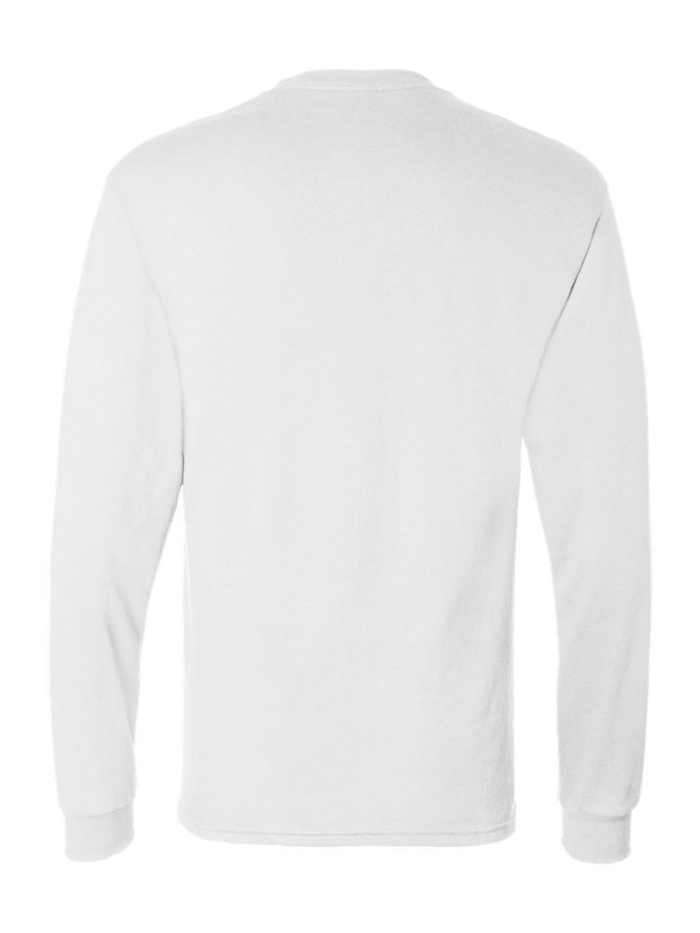 Hanes 5286 ComfortSoft Long Sleeve T-Shirt