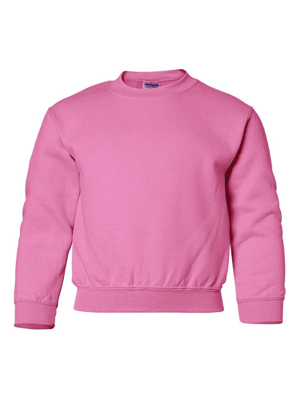 Gildan 18000B Heavy Blend Youth Crewneck Sweatshirt