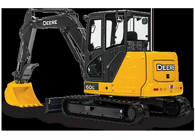 16,000 lb Mini Excavator