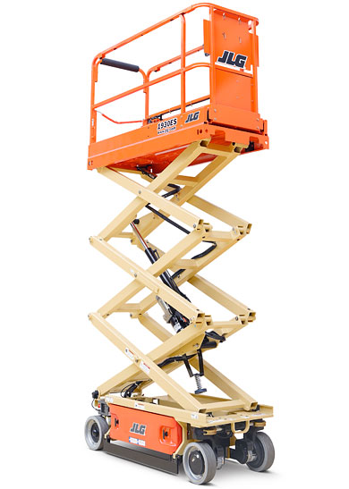 19 ft Narrow Electric Scissor Lift