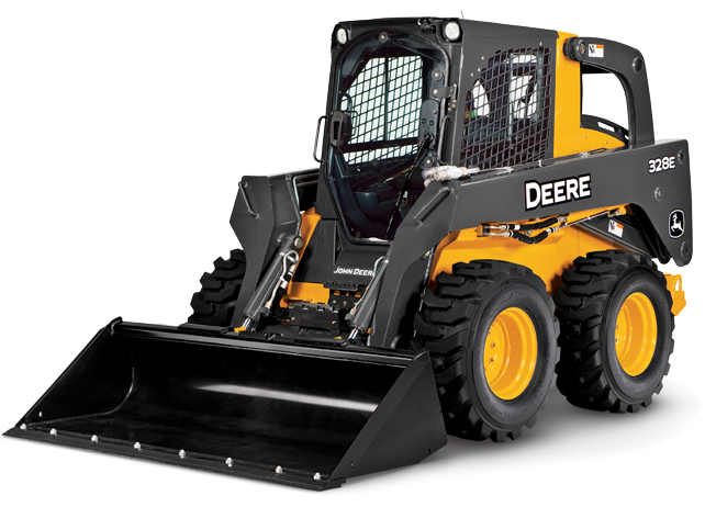 2,750 lb Skid Steer Wheel Loader