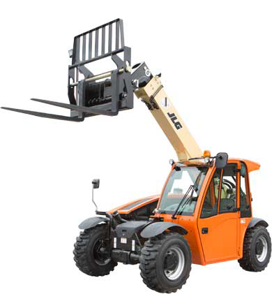 5,000 lb 18 ft Reach Forklift