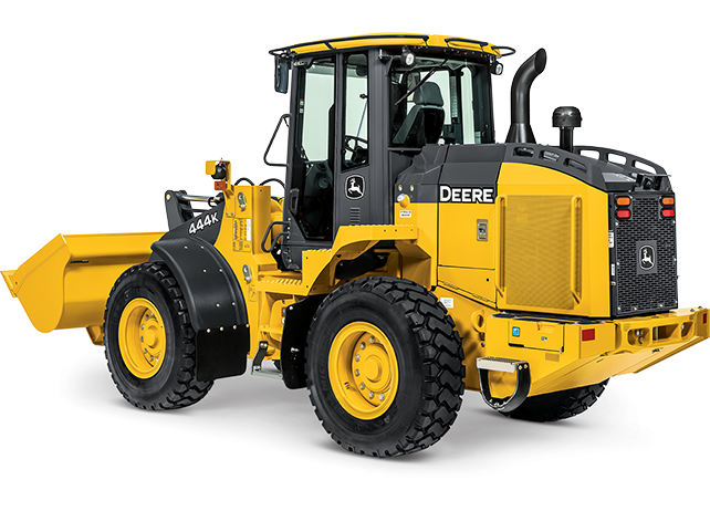 2.5 yd Articulating Wheel Loader