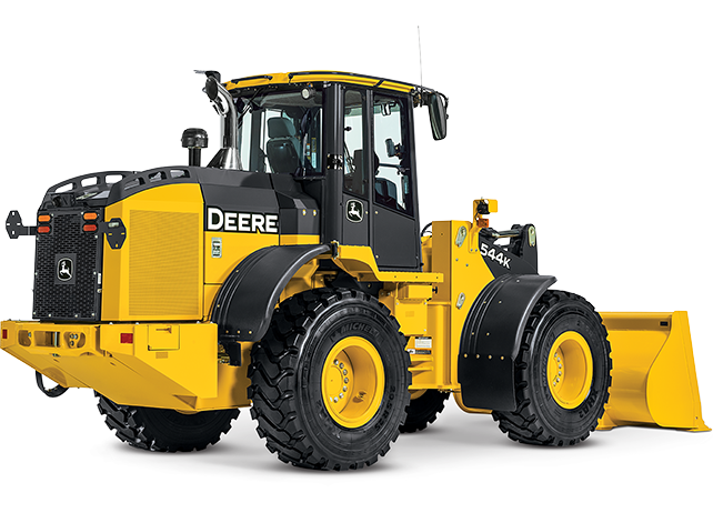 3 yd Articulating Wheel Loader