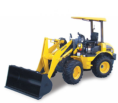 20-30 HP 2WD Loader Backhoe