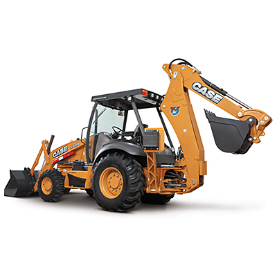 65-75 HP 2WD Backhoe