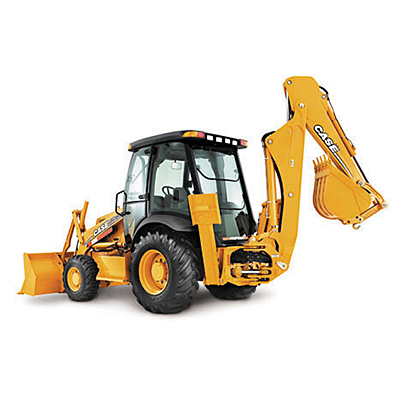 86-95 HP Large Backhoe
