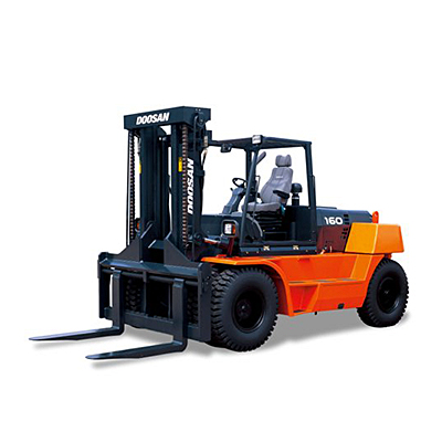 36,000 lb Pneumatic Tire Industrial Forklift