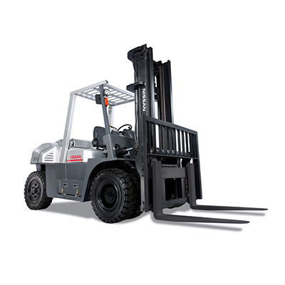 15,000 lb Pneumatic Tire Warehouse Forklift