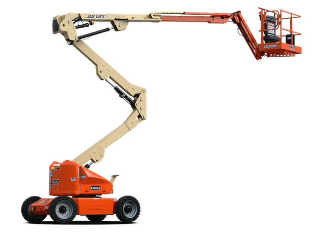 45 ft Electric Articulating Boom Lift