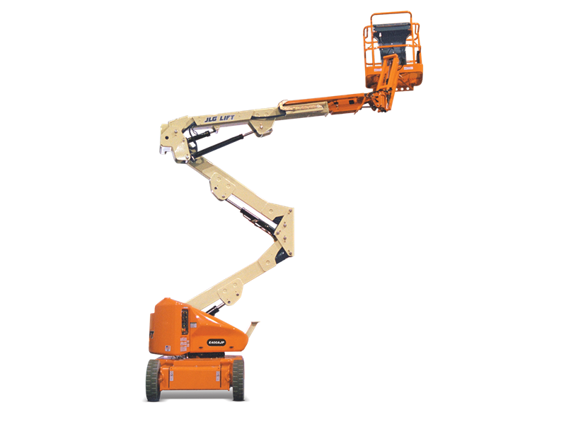 40 ft Electric Narrow Articulating Boom Lift