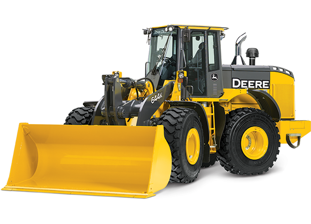 4 yd Articulating Wheel Loader