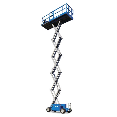 40 ft Medium Terrain Scissor Lift
