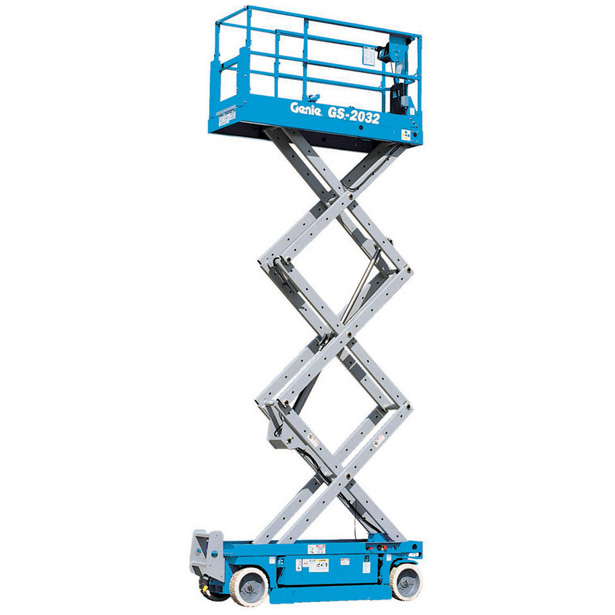 20 ft Electric Narrow Scissor Lift
