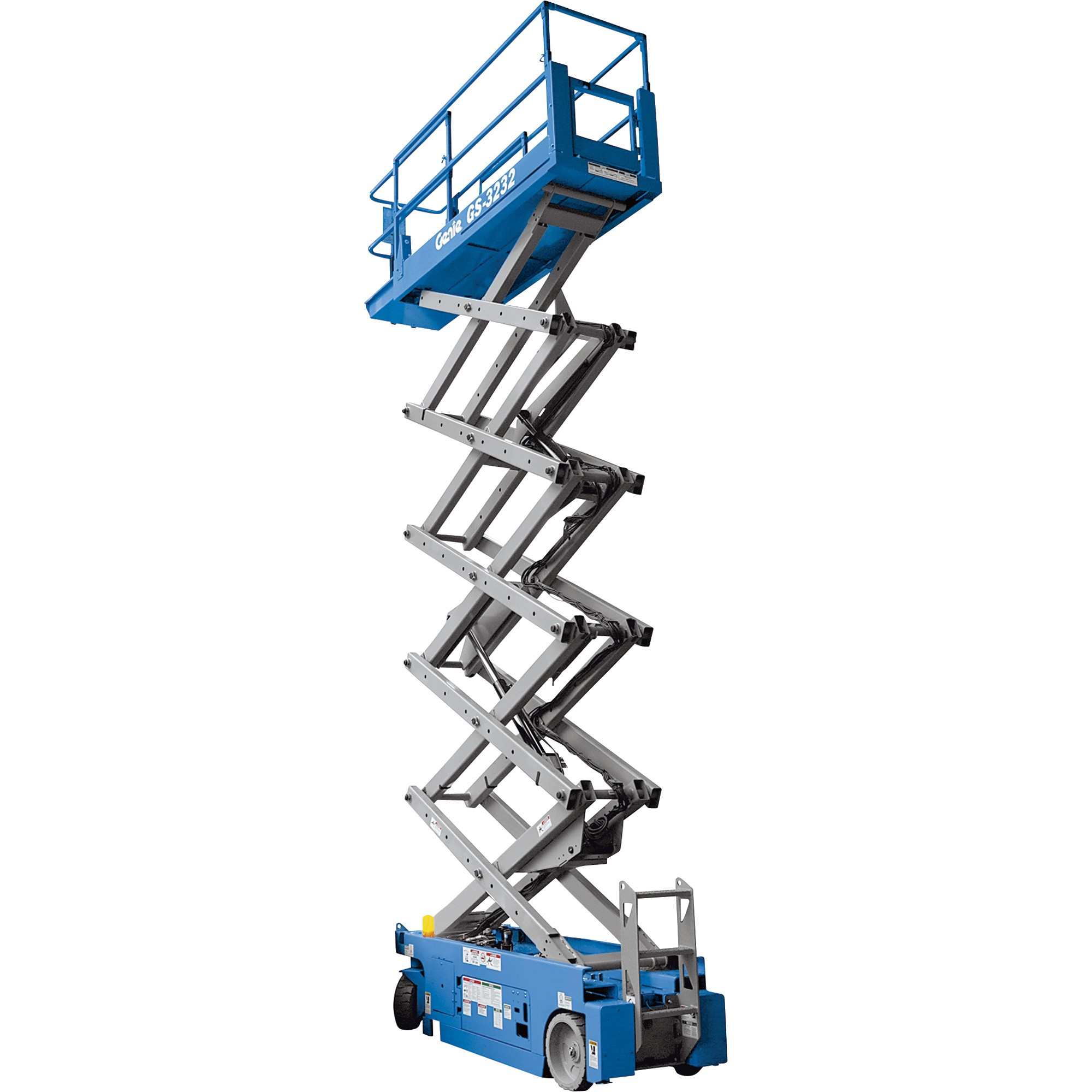 32 ft Electric Narrow Scissor Lift