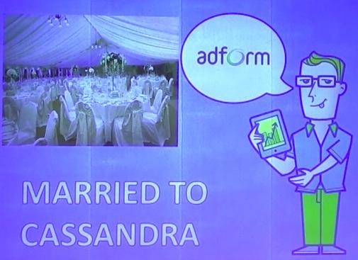 adform Divorces Cassandra