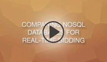 Comparing NoSQL databases for real-time bidding webinar