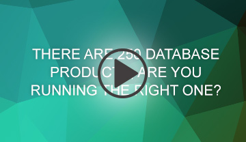 There are 250 Database products, are you running the right one?