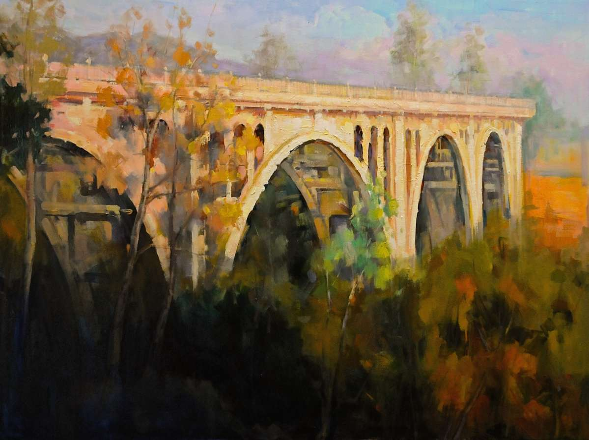 Colorado Street Bridge in Pasadena