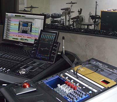 Amuse Control Room