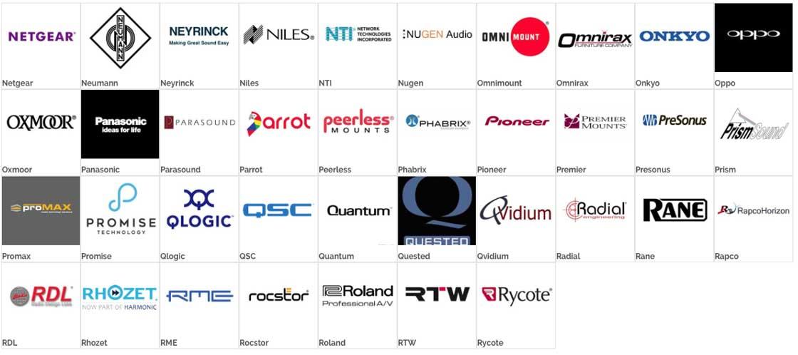 Brands N-R