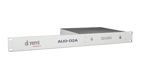 Dolby AUD-D2A Digital-to-Analog Audio Converter
