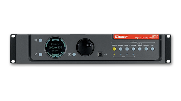 Dolby Digital Cinema Processor CP750