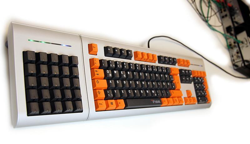 New IHSE Keyboard