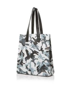 Marie Turnor - Trader New Camouflage Tote Bag - Amanda Mills Los Angeles
