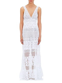 Temptation Positano White Paola Dress - shopamla