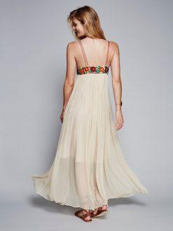 Bohemian Summer Maxi Dress - AMLA/VIBE