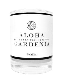 Aloha White Gardenia Organic Candle