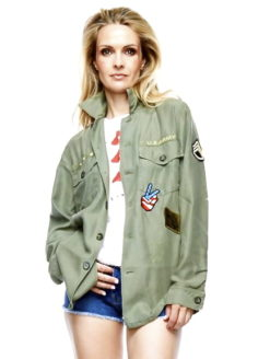 Etienne Marcel French Military Jacket