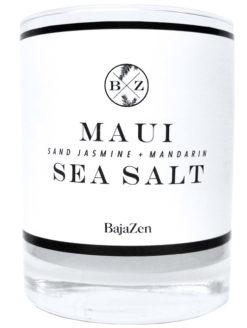Maui Sea Salt Organic Baja Zen Candle