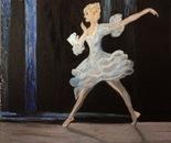 The Ballet danser