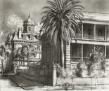 View of the Wentworth Mansion, Charleston