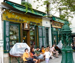 historical Anglo-Saxon bookstore Shakespeare & Co.