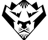 White Tiger Karate Black Belt Super Hero Badge