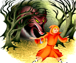 Page 3 / Red Riding Hood and The Wolf
