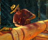 Ray Totem Carver