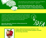 Create A Math Environment / Back Cover
