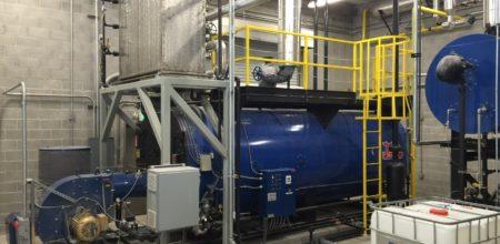 Boiler & Boiler Room Equipment