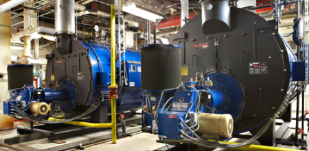 Boiler & Boiler Room Equipment