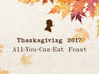 Thanksgiving in Las Vegas Searsucker