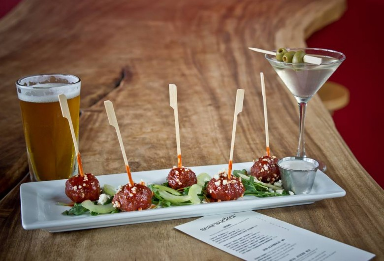 Farm Bird Lollipops and Cocktails