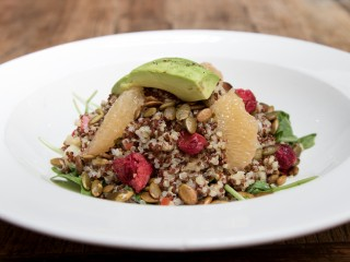 Quinoa and Arugula Salad - Searsucker Austin