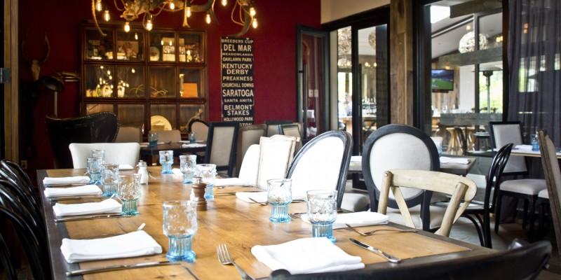 Searsucker Del Mar Private Dining Room