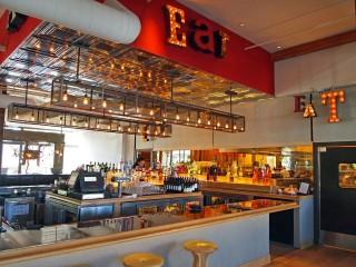 Indoor Bar in Del Mar