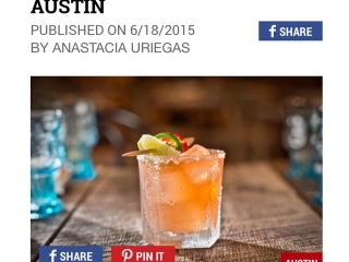 "@Thrillist lists the ""13 Best Margaritas in Austin"" calling out our house infused Jale-Berry Strawpeño"