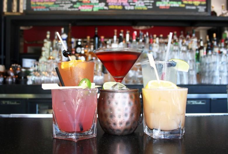 Searsucker Comic-Cocktails 2015